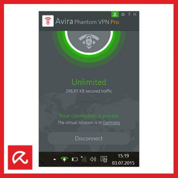 Avira Phantom VPN Pro - Business Edition