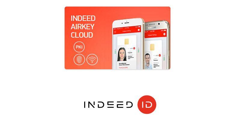 INDEED AIRKEY CLOUD
