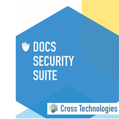 Crosstech Docs security suite (DSS)
